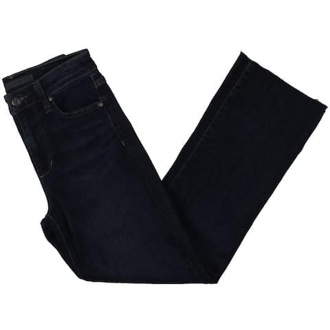 Joe's Jeans Womens Bootcut Jeans Denim Released Hem - Blue - 24