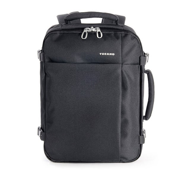 7a994f5a2f Tucano Tugo Medium Water Resistant Travel Notebook Backpack with Security  Pockets for Laptops up to 15.6