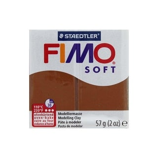 Fimo Soft Clay 57gm Caramel