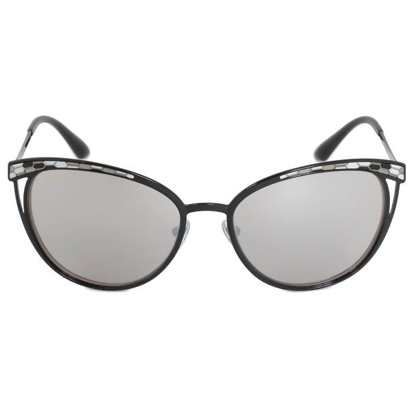 1253a43c95 Shop Bvlgari Cat Eye Sunglasses BV6083 239 6G 56