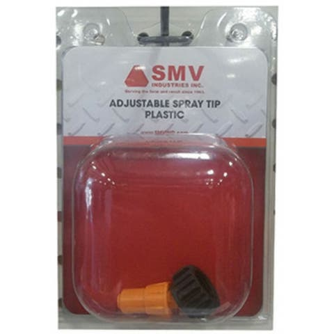 SMV ASTP Replacement Adjustable Spray Tip for Spray Wand, Plastic