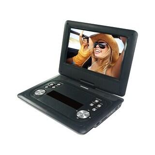 Sylvania SDVD1251-B-PDQ 12-Inch Swivel Screen Portable DVD Player Manufacturer Refurbished