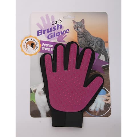 "Magic Glove - PINK/BLK, Soft Glove,7""x9"" - Pink"