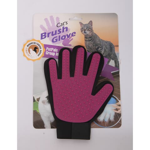 "Magic Gloves - PINK/BLK, Soft Gloves,7""x9"" - Pink"