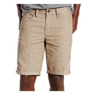 Levi's Mens Khaki, Chino Shorts Cut-Off Chino