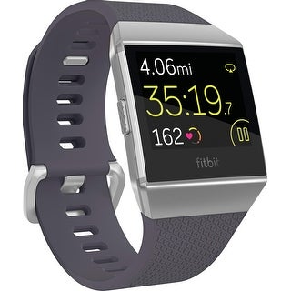 Fitbit Ionic Fitness Watch (Blue Gray/Silver Gray)