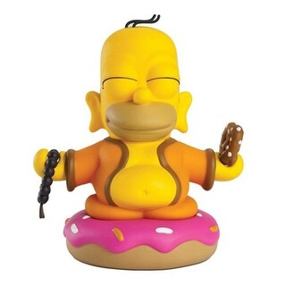 The Simpsons: Homer Buddha 3-inch Mini Figure - multi