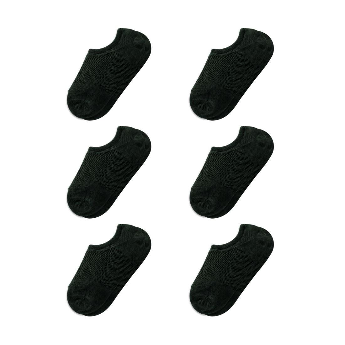 Women Low Cut Silicone Heel Grip
