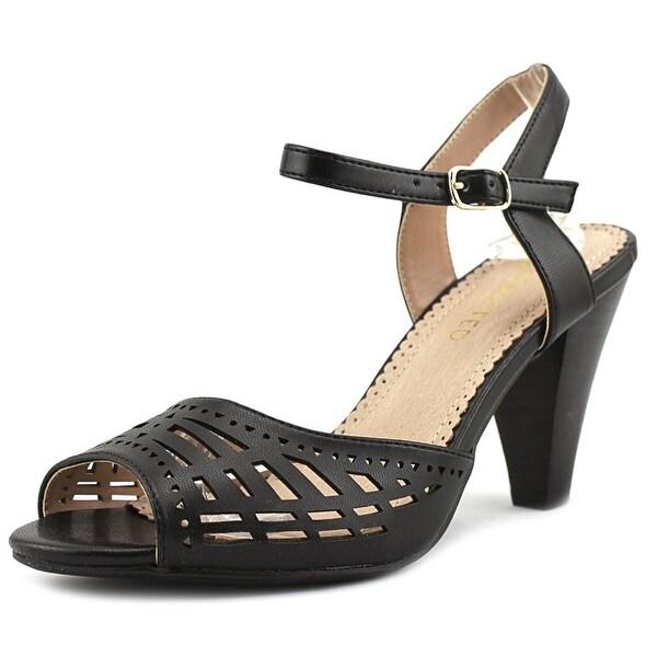 Restricted Dakota Women Open-Toe Synthetic Slingback Sandal