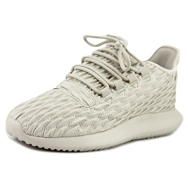reputable site be72b 90473 Shop Adidas Tubular Shadow Youth Round Toe Synthetic Ivory ...
