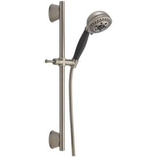 Delta 51559 Multifunction Showerhead with H2Okinetic Technology and Hose|https://ak1.ostkcdn.com/images/products/is/images/direct/ada9db6bbaf5072e3ab85a1918b9553ebae45e0e/Delta-51559-Multifunction-Showerhead-with-H2Okinetic-Technology-and-Hose.jpg?impolicy=medium