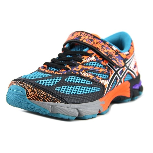 Asics Gel-Noosa Tri 10 PS Youth  Round Toe Synthetic Multi Color Running Shoe