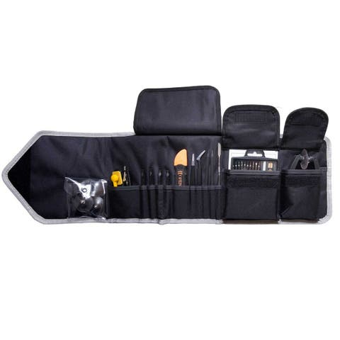 Complete Essential Electronic Repair Tool Kit. Repair electronics devices from mobile phones to laptop.