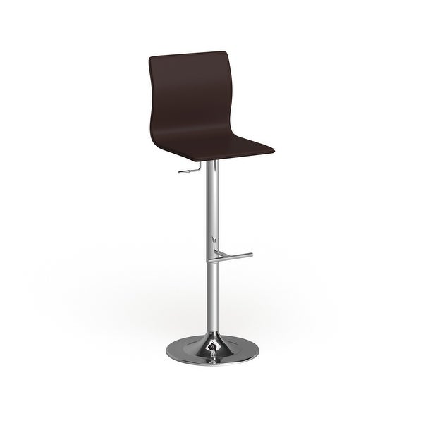 Carson Carrington Ljungby Adjustable Height Swivel Stool. Opens flyout.