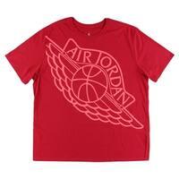 9f67875a16ac Shop Jordan Mens CP3 Emblem T Shirt Teal - teal black white red ...