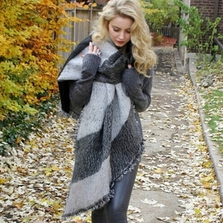 Link to Women's Oversized Blanket Scarf Similar Items in Scarves & Wraps