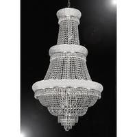Swarovski Crystal Trimmed Empire Chandelier Lighting