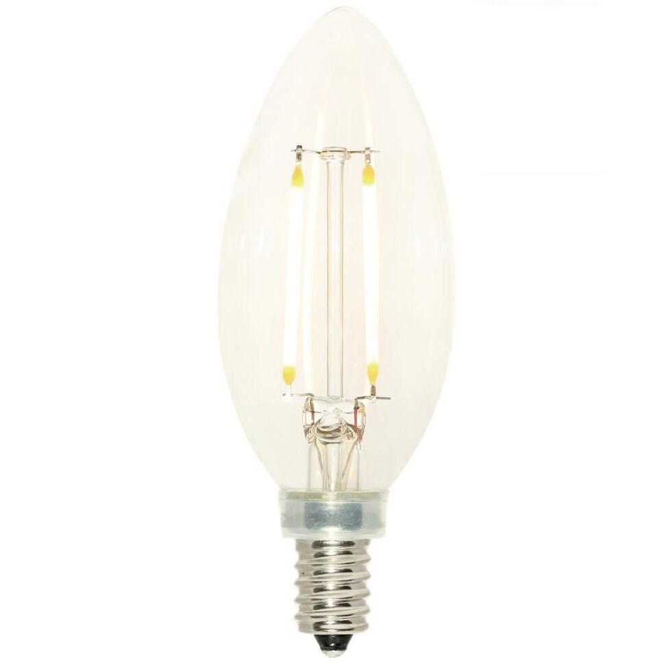 Watt Clear Vintage Edison