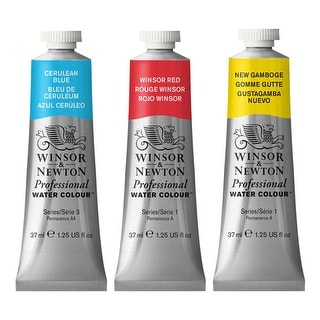 Winsor & Newton - Professional Watercolor - 37ml Tube - Winsor Blue Green Shade