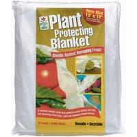 Easy Gardener 40154 Plant Protection Blanket, 10' x 12', White