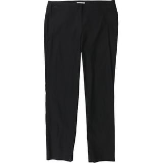 Link to Charter Club Womens Chelsea Casual Trousers, black, 8 Similar Items in Pants