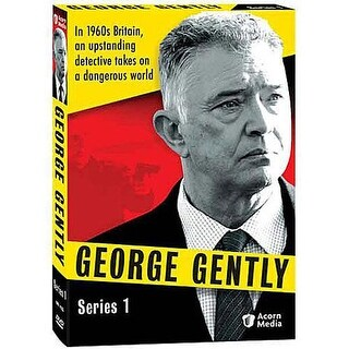George Gently: Series 1 - All 3 Mysteries on 2 Discs - DVD