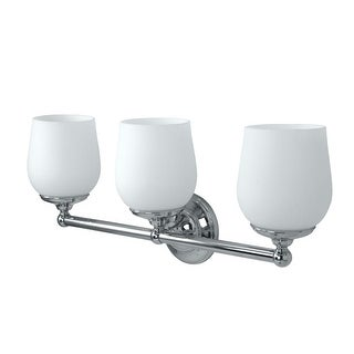 Gatco GC1656 Triple Sconce Lighting from the Oldenburg Series