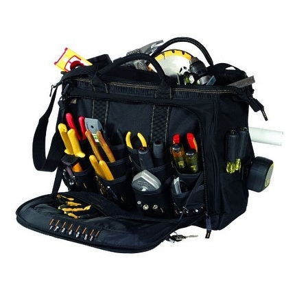 CLC 1537 Multi-Compartment Tool Carrier, 33 Pockets