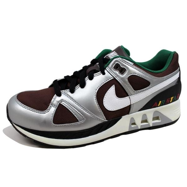 Nike Men's Air Stab Baroque Brown/White-Reflect Silver 315841-211