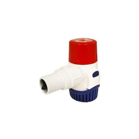 Rule 1100GPH Electronic Sensing Bilge Pump - 12V 1100GPH Electronic Sensing Bilge Pump - 12V