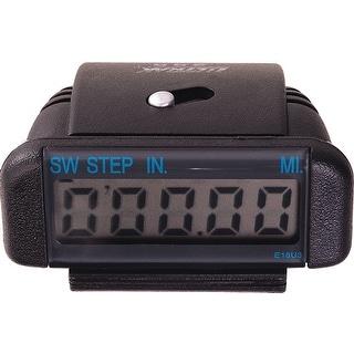 Ultrak 255 Electronic Jumbo Display Pedometer with Stopwatch