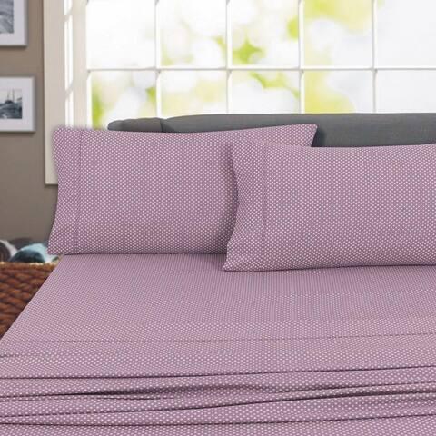 Porch & Den Kaye 800 Thread Count Egyptian Cotton Bed Sheet Set
