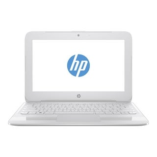 "HP Stream 11-Y012NR 11.6"" Laptop Intel Celeron N3060 1.6GHz 4GB 32GB Windows 10"