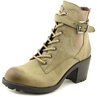 Coconuts By Matisse Quebec Round Toe Synthetic Boot