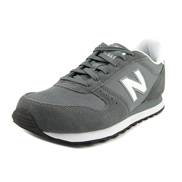 2a32d3e660188 Shop New Balance WL311 Round Toe Suede Sneakers - Free Shipping On ...