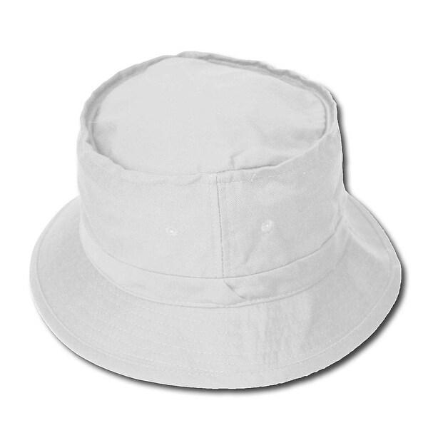 8743f9b163c38 Shop TopHeadwear Blank Bucket Hat