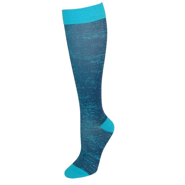 Think Medical Women's Knee High Marled Compression Socks