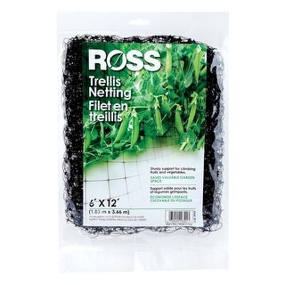 Ross 16301 Trellis Netting, 6' x 12'