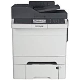 Lexmark 28D0600 CX410DTE Color Laser Multi-Function Printer - 32 (Refurbished)