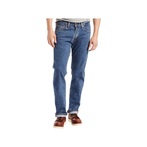 028f8d3db357e Shop Levi s Mens 505 Jeans Regular Fit Faded - Free Shipping On Orders Over   45 - Overstock.com - 22649411