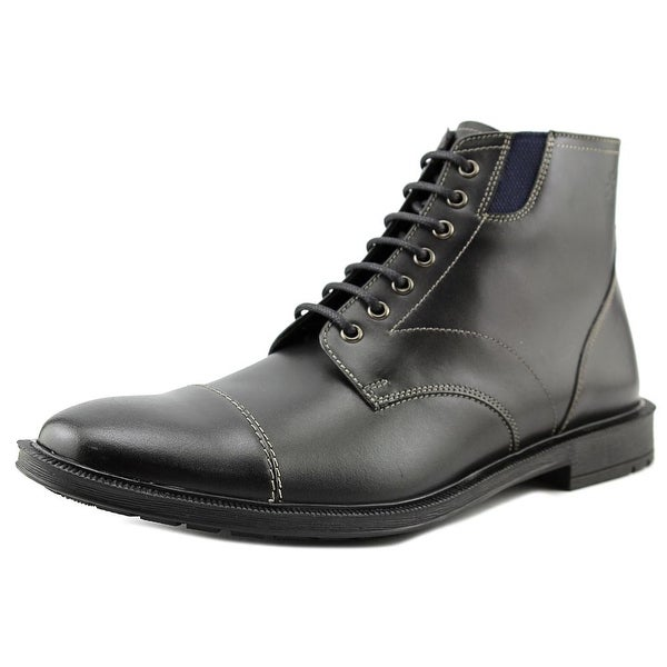 Stacy Adams Dowling Men Round Toe Leather Ankle Boot