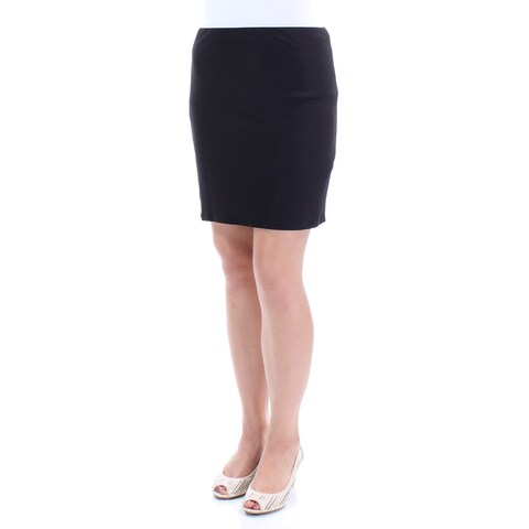 Womens Black Party Skirt Size 11