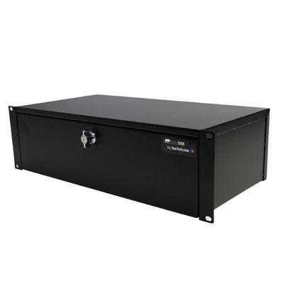 "Startech 3U 9"" Deep Rackmount Locking Storage Drawer"