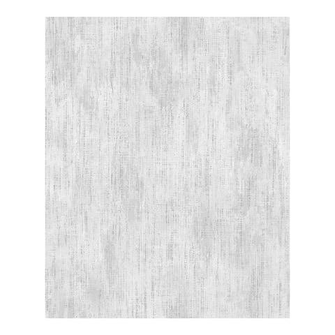 Altira Silver Texture Wallpaper - 20.5 x 396 x 0.025