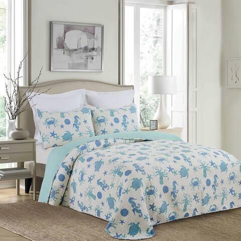 Brisbane Twin Bedspread