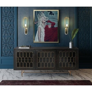 Link to Gatsby Wood Buffet - N/A Similar Items in Dining Room & Bar Furniture