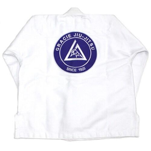 Gracie Jiu-Jitsu Kids Pearl Weave Gi White