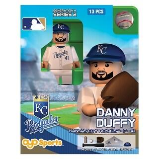 Kansas City Royals MLB OYO Sports Mini Figure: Danny Duffy