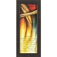 Dicksons 62BF-616-815 6 x 16 in. Light of the Cross Picture Frames