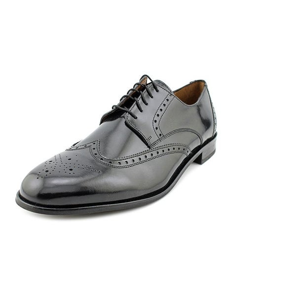 Florsheim Brookside Men Black Oxfords